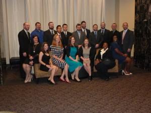 Congratulation to the First Graduating Class at USM's Inaugural Nurse Anesthesia Program (December 2015)